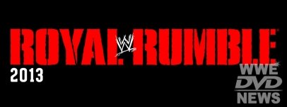 WWE Royal Rumble 2013 Logo