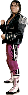 WWE Bret Hart