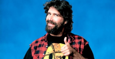 WWE Mick Foley Photo
